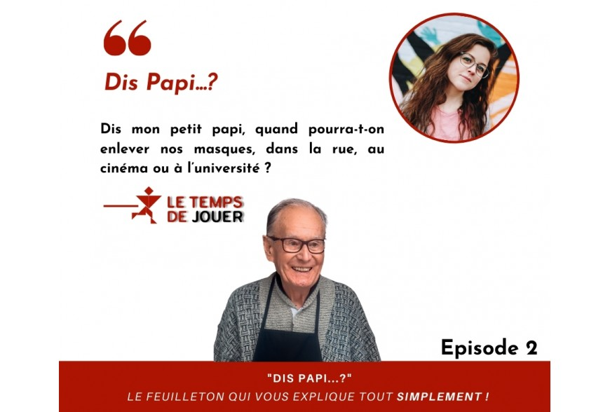 Dis Papi ...? - Episode 2